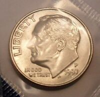 1997 P ROOSEVELT DIME  MINT CELLO