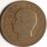 1883 20 REIS PORTUGAL D.LUIZ I REI DE PORTUGAL GOOD CONDITION LOOK@@!!$