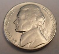 1979 D  JEFFERSON NICKEL