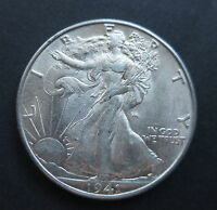 USA HALF DOLLAR 1941 D   GEM UNC