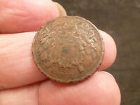 1866 OBSOLETE TWO CENT DUG POST CIVIL WAR RELIC