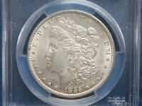 1885 MORGAN SILVER DOLLAR PCGS AU VAM 22 DASH  HIT LIST