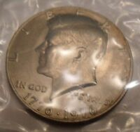 1976 P KENNEDY HALF DOLLAR  MINT CELLO