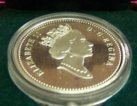 1774  1999 CANADA COMMERATIVE $1 QUEEN CHARLOTTE ISLANDS   GEM PROOF