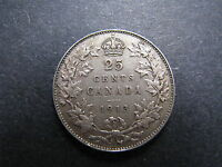 25 CENT 1913 SILVER 1787