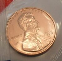 1998 D LINCOLN MEMORIAL CENT / PENNY  MINT CELLO