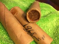 1 ROLL OF 1968 S 1C RD LINCOLN CENT.