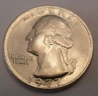 1977 P WASHINGTON QUARTER