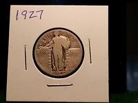1927 25C STANDING LIBERTY QUARTER - ITEM 1299