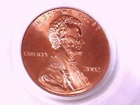 2002 P LINCOLN MEMORIAL CENT PCGS MS 68 RD 72060077