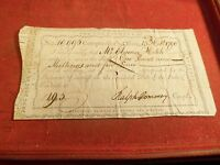 CONNECTICUT PAY FOR 1 POUND 9 SHILLINGS 5 PENCE ISSUED ON 15TH OCT 1790 E 31