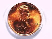 1984 P LINCOLN MEMORIAL CENT PCGS MS 67 RD 21607853