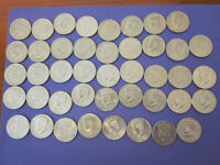 KENNEDY HALF DOLLAR COINS COLLECTION OF 2000 2012 WITH DIFF. MINT LOCATION