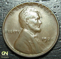 1925 D LINCOLN CENT WHEAT CENT  -  MAKE US AN OFFER  O7143