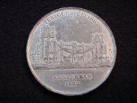 AMSTERDAM 1883 INTERNATIONAL COLONIAL & EXPORT TRADE EXHIBITION MEDAL