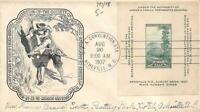 797 10C S.P.A. S/S, FIRST DAY COVER CACHET [E165763]