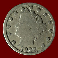 1902-P LIBERTY NICKEL SHIPS FREE. BUY 5 FOR $2 OFF