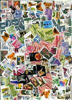 ONE OUNCE OF STAMPS OFF PAPER OR CLOSELY CROPPED 30