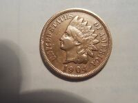 1904 INDIAN HEAD PENNY/CENT  FINE CONDITION. BUT YOU DECIDE