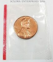 1964 D LINCOLN MEMORIAL CENT / PENNY MINT CELLO