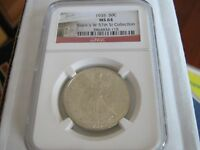 1935  WALKING LIBERTY HALF DOLLAR  NGC   MS 64