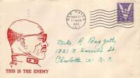 WORLD WAR II PATRIOTIC, 03/31/44, THIS IS THE ENEMY [E190763]