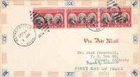 703 2C YORKTOWN, FIRST DAY COVER CACHET [E191166]
