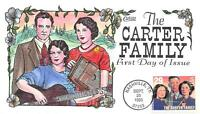 2773 29C CARTER FAMILY, COLLINS HAND PAINTED [D191611]