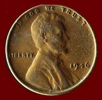 1946-P WHEAT CENT SHIPS FREE. BUY 5 FOR $2 OFF