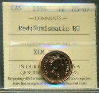 1994 ICCS MS 67 RED; NBU