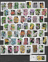 FULL SET OF 50 29-CENT WILDFLOWERS - SCOTT NUMBER 2647 TO 2696