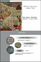COINS OF THE GOLDEN HORDE. CATALOGUE. PERIOD OF THE GREAT MONGOLS  1224 1266