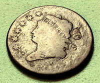 1810 CLASSIC LARGE CENT  SHIPS FREE AA1