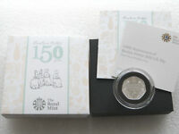 2016 BEATRIX POTTER PIEDFORT 50P FIFTY PENCE SILVER PROOF CO