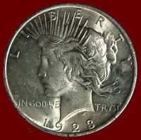 1923 P PEACE 90  SILVER DOLLAR SHIPS FREE. BUY 5 FOR $2 OFF