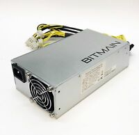 BITMAIN POWER SUPPLY APW3   1600W PSU  L3  D3  S7 S9 110 220V USA