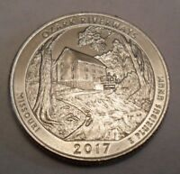 2017 D OZARK SCENIC RIVERWAYS QUARTER