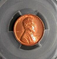 1934-D PCGS MINT STATE 66RD LINCOLN WHEAT CENT - CLEAR SURFACES / UNIFORM COLOR / BEAUTY