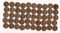 1951 LINCOLN WHEAT CENT ROLL CIRCULATED