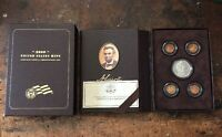 2009 UNITED STATES MINT ABRAHAM LINCOLN COIN & CHRONICLES SET  FREE SHIP