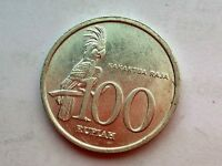 INDONESIA 100 RUPEES 1999 COIN