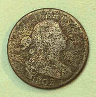 1802 LARGE CENT  SHIPS FREE