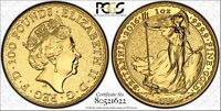 Click now to see the BUY IT NOW Price! 2016 GREAT BRITAIN 100 1 OZ BU  GOLD BRITANNIA  PCGS MS68 SECURE SHIELD LABEL