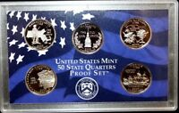 2000 S US MINT STATE QUARTERS PROOF SET NO BOX NO COA
