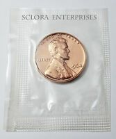 1964 LINCOLN MEMORIAL  PROOF  CENT / PENNY