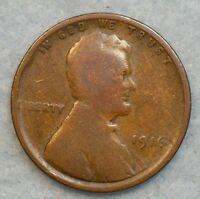 1916 LINCOLN WHEAT CENT PENNY GREAT DETAILS PHILADELPHIA MINT FAST S&H 324