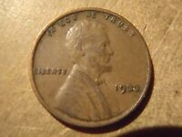 FINE TO  FINE 1933 LINCOLN WHEAT CENT GREAT HOLE FILLER