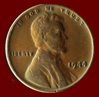 1944-P WHEAT CENT SHIPS FREE. BUY 5 FOR $2 OFF