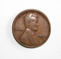 1927 S LINCOLN WHEAT BACK CENT OLD COPPER TYPE