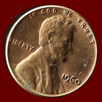 1960 P LINCOLN CENT SHIPS FREE. BUY 5 FOR $2 OFF
